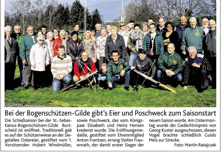 Ostern Zeitung 2016